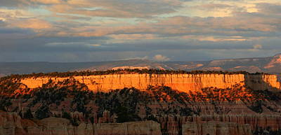 Bryce Canyon Sunset Poster