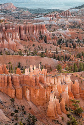 Bryce Morning View Poster