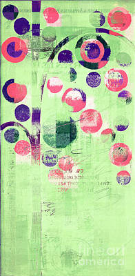 Poster featuring the photograph Bubble Tree - 224c33j5r by Variance Collections