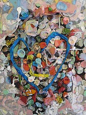 Bubblegum Love Poster