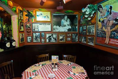 Buca Di Beppo Italian Restaurant At Universal Studios Hollywood California Dsc3410 Poster by Wingsdomain Art and Photography