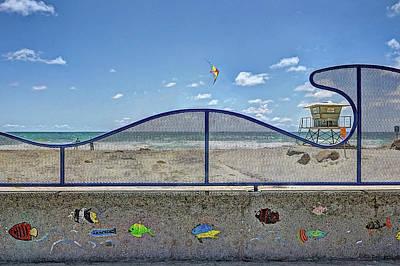 Buccaneer Beach Poster