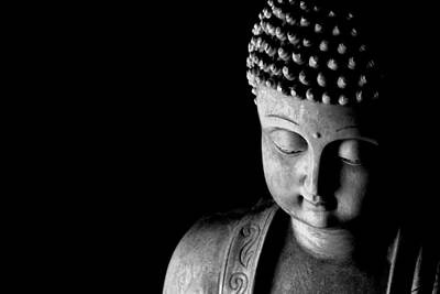Buddha Poster by Anthony Citro