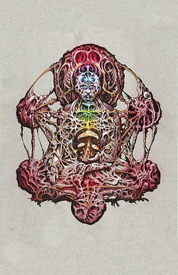 Buddhatron's Cubensis Poster
