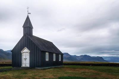 Budir - Iceland Poster
