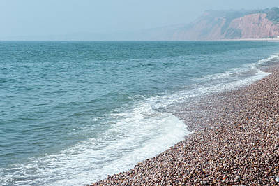 Budleigh Seascape II Poster