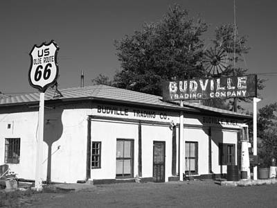 Budville Trading Co. Poster by Eric Foltz