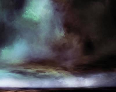 Buffalo Cloud Poster