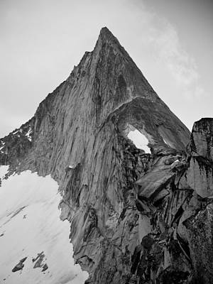 Bugaboo Spire Poster