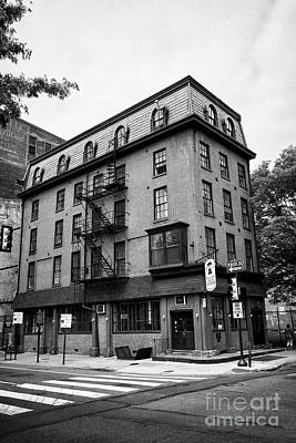 Building At Junction Of 3rd St North And Arch Street Site Of The First General Assembly Of The Presb Poster
