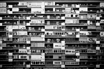 Building Poster by Pollobarba Fotógrafo