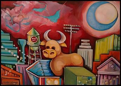 Bull City Poster
