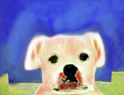 Bulldog Rana Art 7 Poster