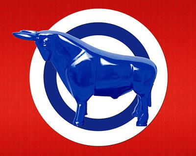 Bullseye Poster by Slade Roberts