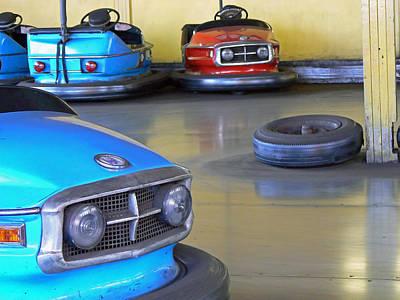 Bumper Cars  Poster