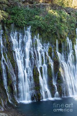 Burney Falls #6 Poster