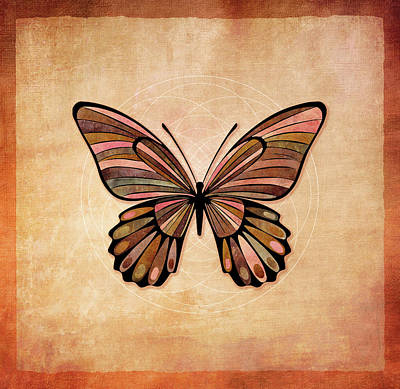 Butterfly 7a Poster