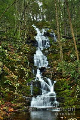 Buttermilk Falls Spring Poster