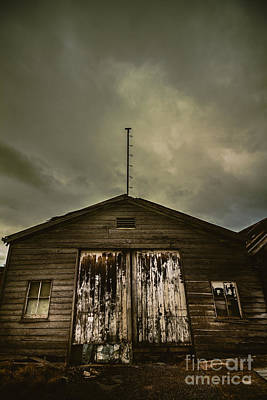 Bygone Farmstead  Poster by Jorgo Photography - Wall Art Gallery