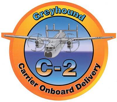 C-2 Greyhound Poster