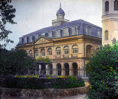 Cabildo In Color Poster