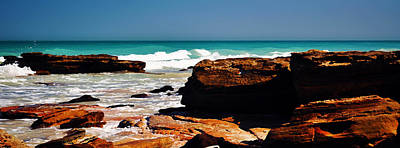 Cable Beach Broome Poster by Phill Petrovic