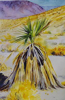 Cactus Skirt Poster