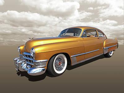 Cadillac Sedanette 1949 Poster by Gill Billington