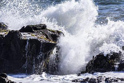 Cal Coast Wave Crash 6 Poster