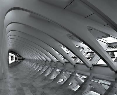 Calatrava 3 Poster