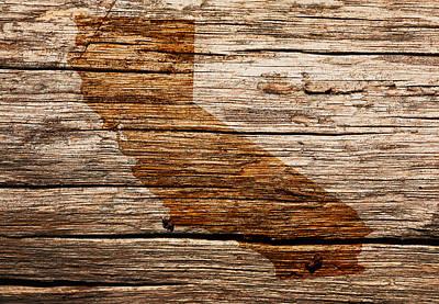 California 1w Poster