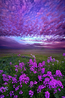 Call To Me And I Will Answer You Poster by Phil Koch