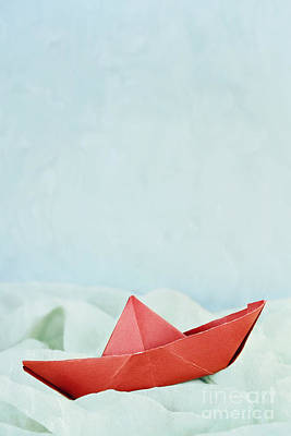 Calm Seas Poster by Stephanie Frey