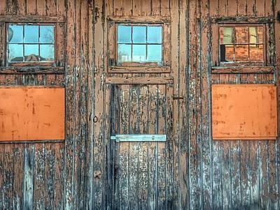 Calumet- Lost History Through The Doors Poster by Scott Wendt Tom Wierciak