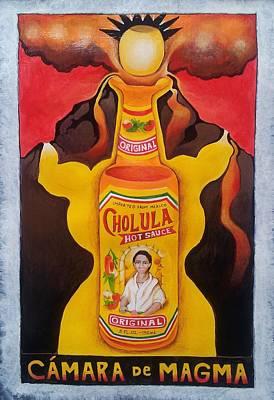 Camara De Magma Poster