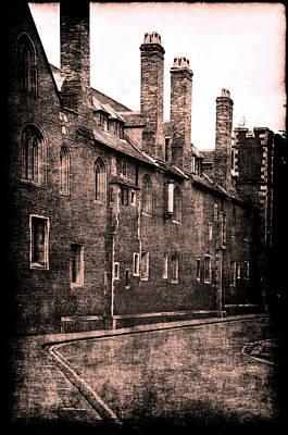 Cambridge, England Poster