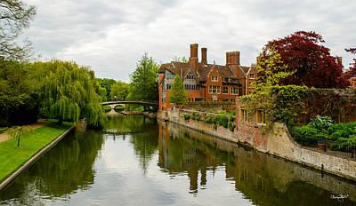 Cambridge Serenity Poster