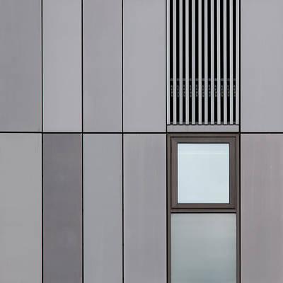 Cambridge Window Poster