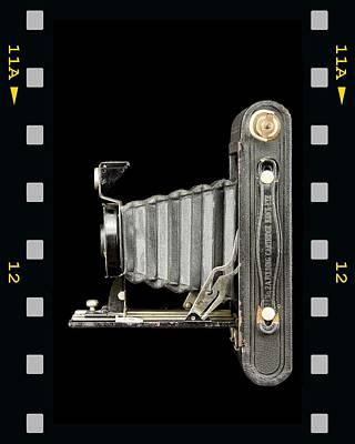 Camera Close Up-5 Poster by Rudy Umans