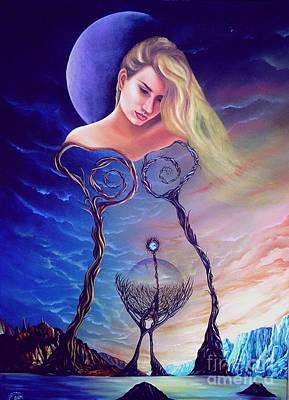 Elementos Poster by Jorge L Martinez Camilleri