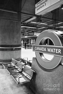Canada Water Poster
