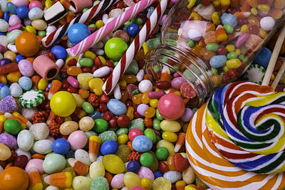 Candy Jar Poster