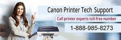 Canon Printer Tech Support Phone Number  Poster