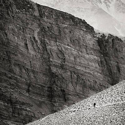 Canyon Nishgar Poster by Konstantin Dikovsky