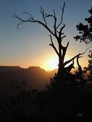 Canyon Sunrise Poster