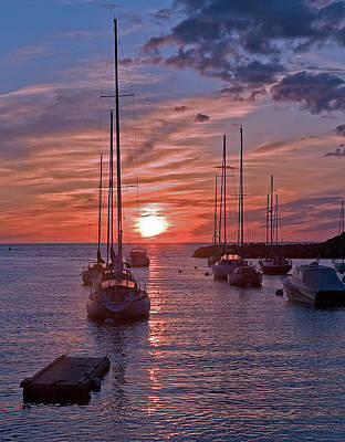 Cape Ann Sunrise Poster