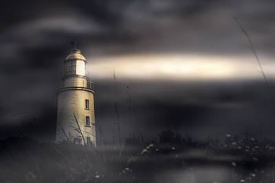 Cape Bruny Lighthouse Poster by Jorgo Photography - Wall Art Gallery
