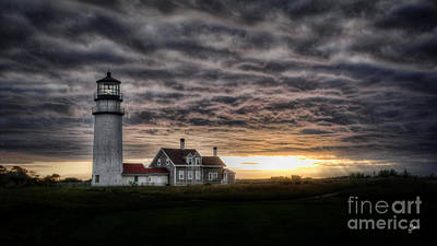 Cape Cod Lighthouse Poster