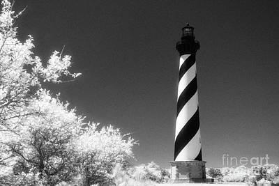 Cape Hatteras Lighthouse Poster by Jeff Holbrook
