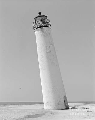 Cape St. George Lighthouse Florida Print Two Poster by Pd